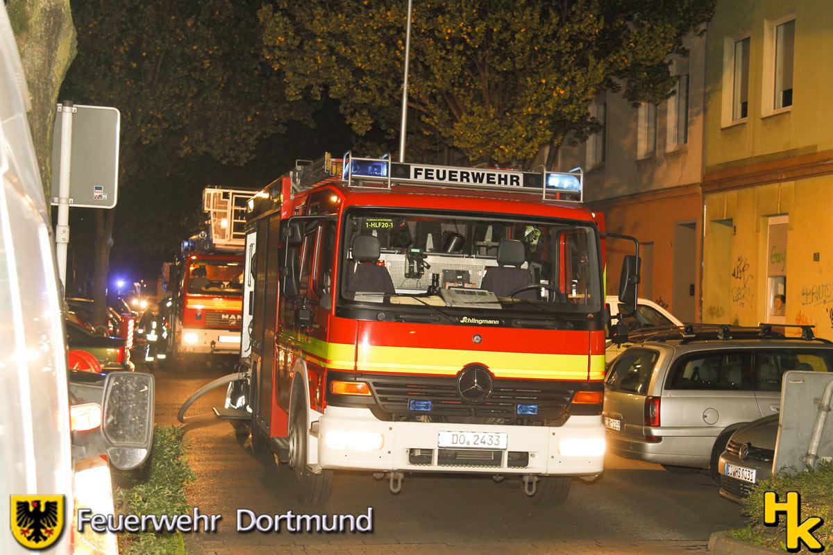 Wohnungsbrand In Der Nordstadt Foto112 De