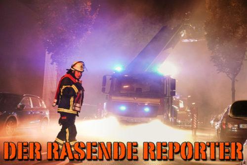 Kellerbrand in Lütgendortmund